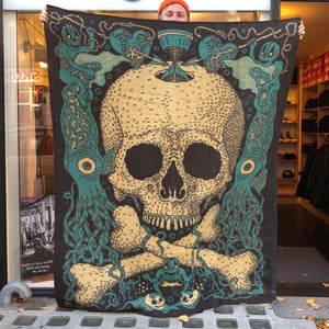 Indigofera - Iconic Safe Heaven Blanket