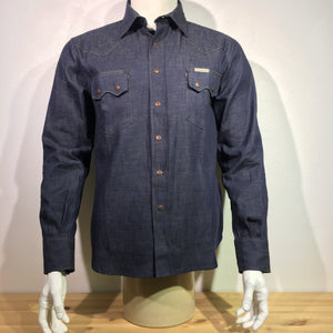 Indigofera - Ryman Denim Shirt Japanese Denim