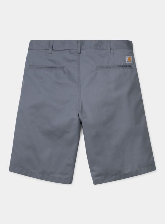 Carhartt WIP - Presenter Short (Grey Shiver)