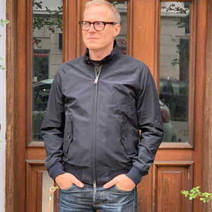 Baracuta G9 jacket, dark navy
