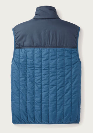 Filson - Vest, Ultralight, Blue wing