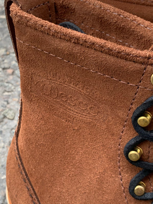 WESCO - Jobmaster - Brown ROUGH OUT