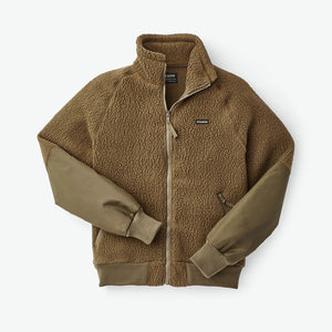 Filson - Sherpa Fleece Jacket (olive)