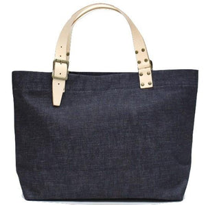 Momotaro - Denim Tote Bag