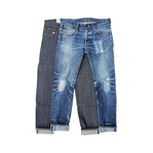 Lee 101 - 101 S Kaihara Jeans - Brund - 6