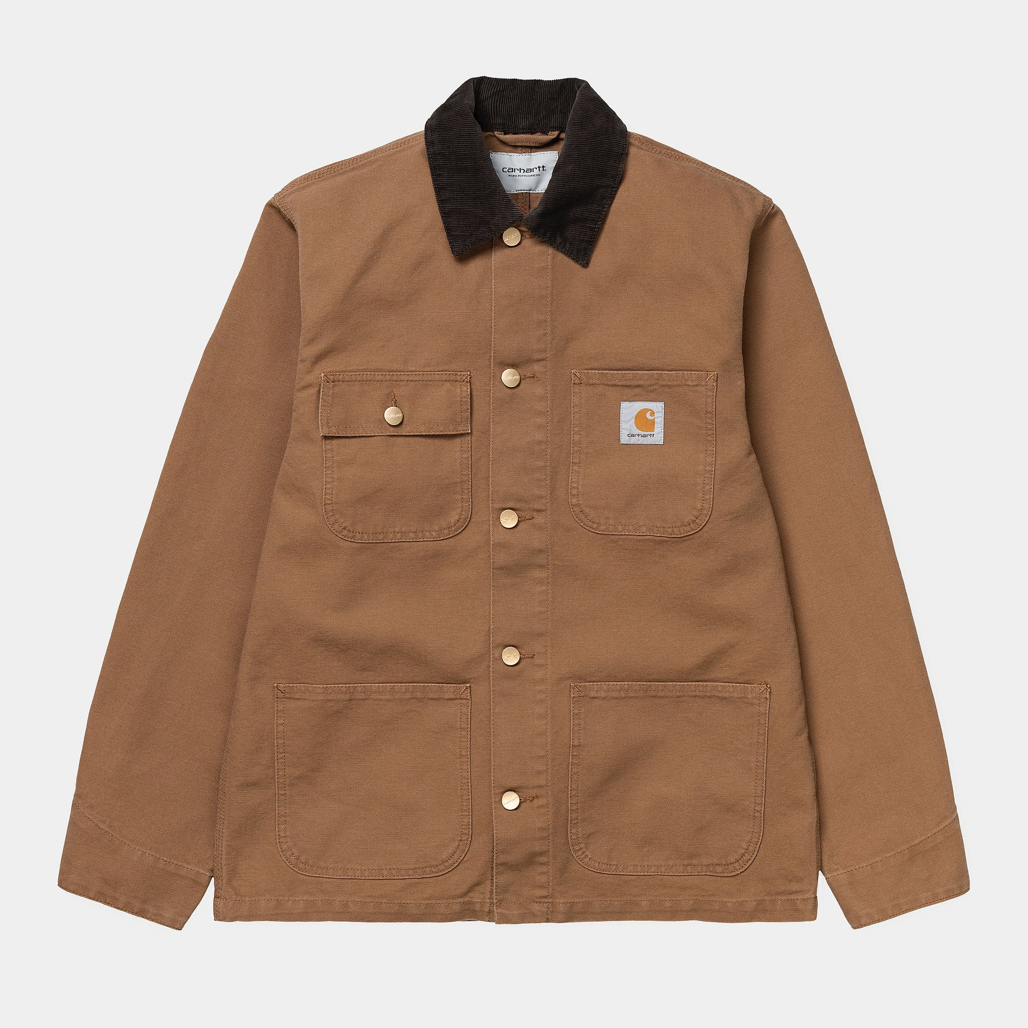 Carhartt WIP - Michigan Coat Hamilton Brown