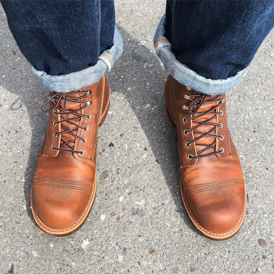 Red Wing - 8085 - Iron Ranger (Copper