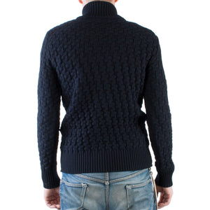 S.N.S. Herning Stark Cardigan (Navy blue) - Brund - 4