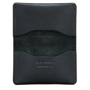 Red Wing - Goods, Card holder Wallet, Black