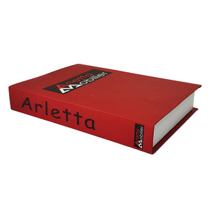 Arletta Coffee Table Book (Faux)