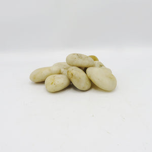 Décor Pebbles Stones - Big Cream