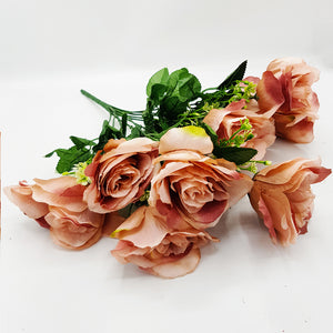 Bunch of Blush Roses
