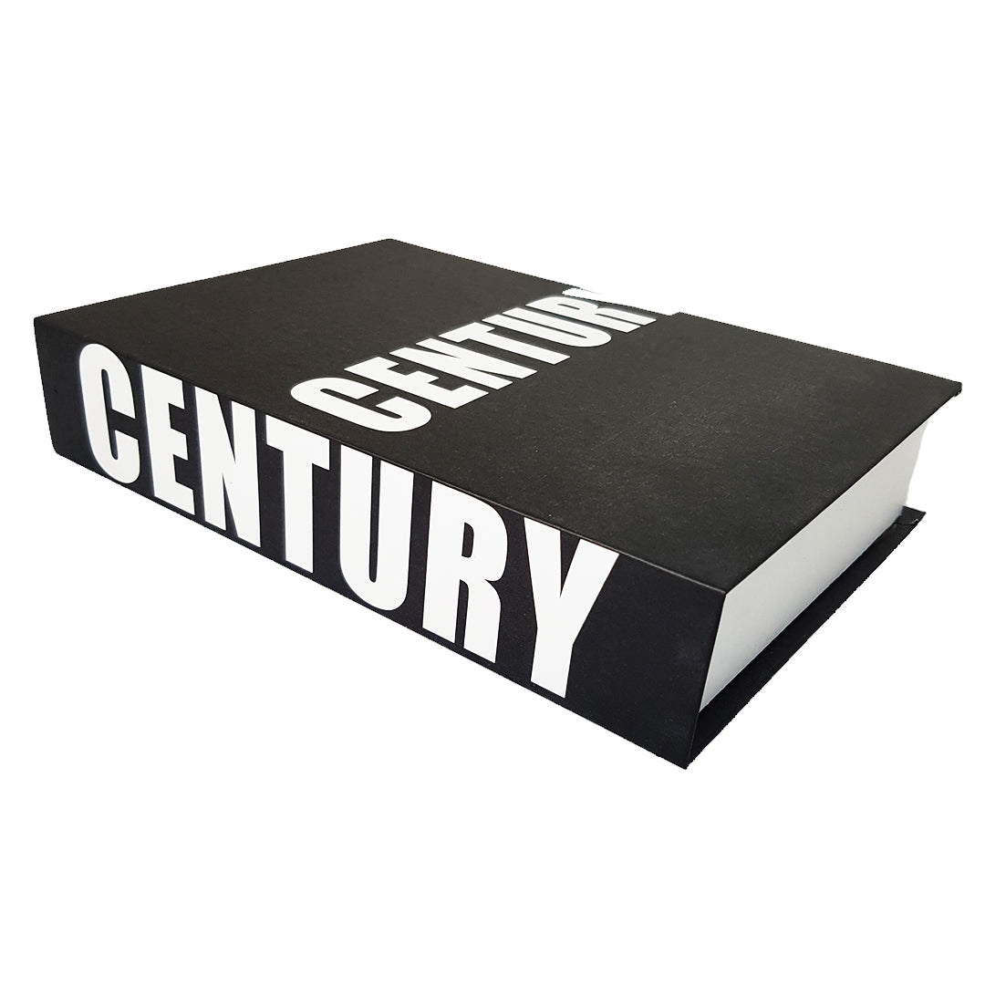 CENTURY Coffee Table Book (Faux)