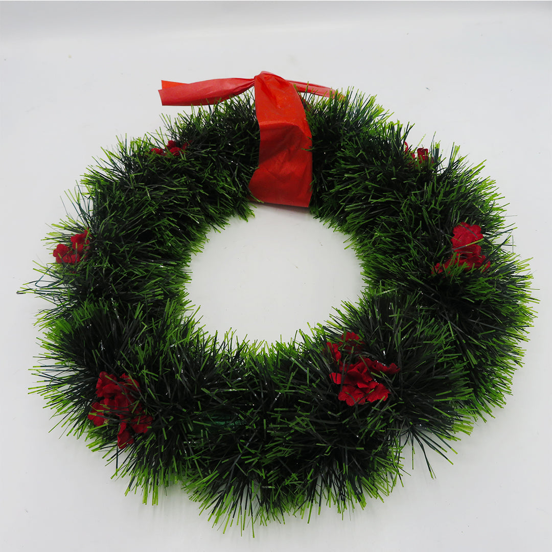 Small Christmas Wreath - PreLoved -Home Declutter