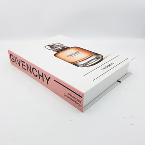 GIVENCHY Coffee Table Book (Faux)