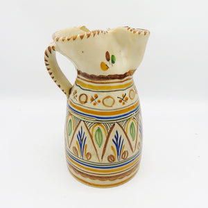 Ceramic (Cracked) Jug - PreLoved -  Home Declutter
