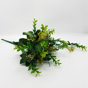 Green Filler Plant with Mixed Ends (11)