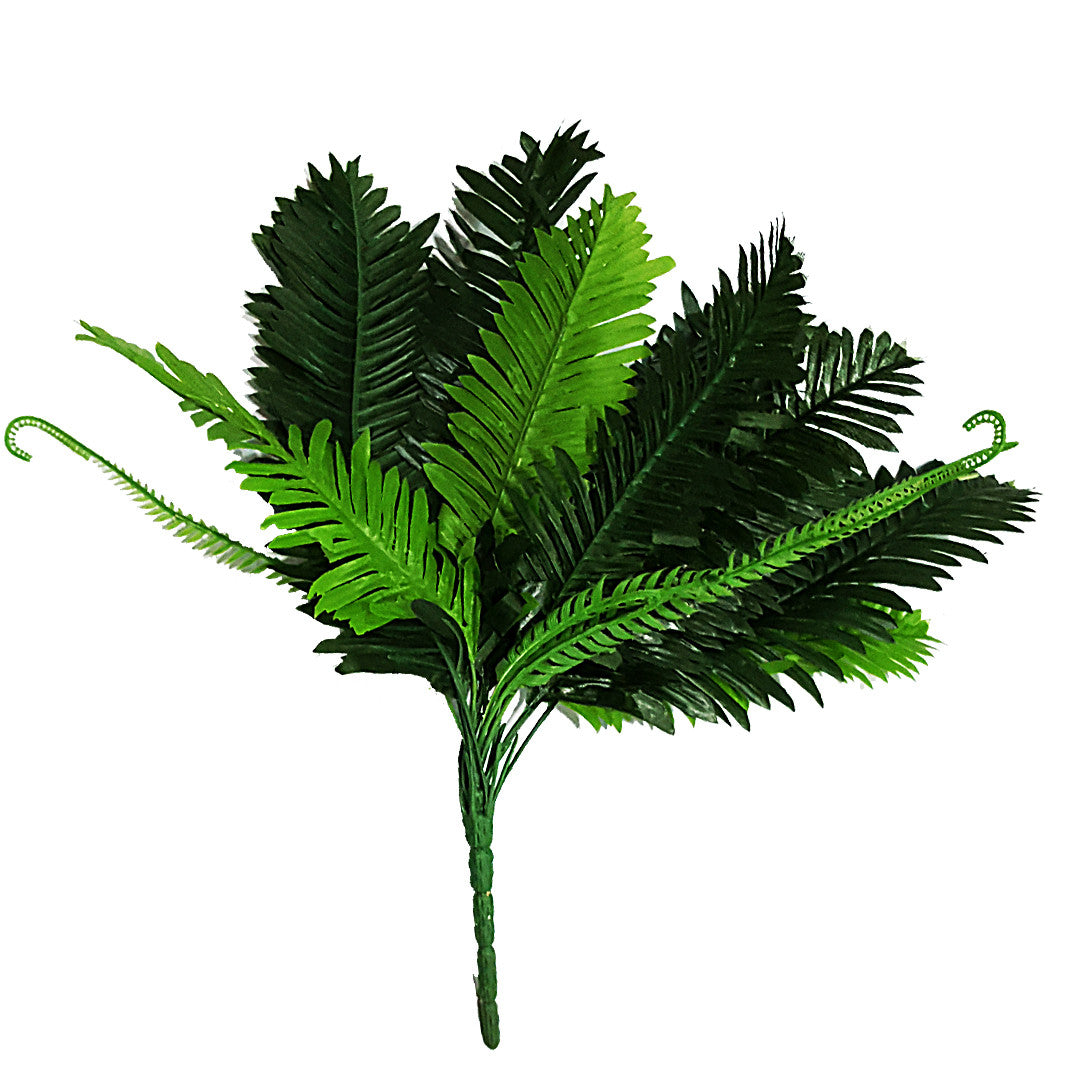 Bunch of Green Fern