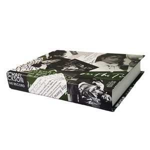 Michael Jackson Coffee Table Book (Faux)