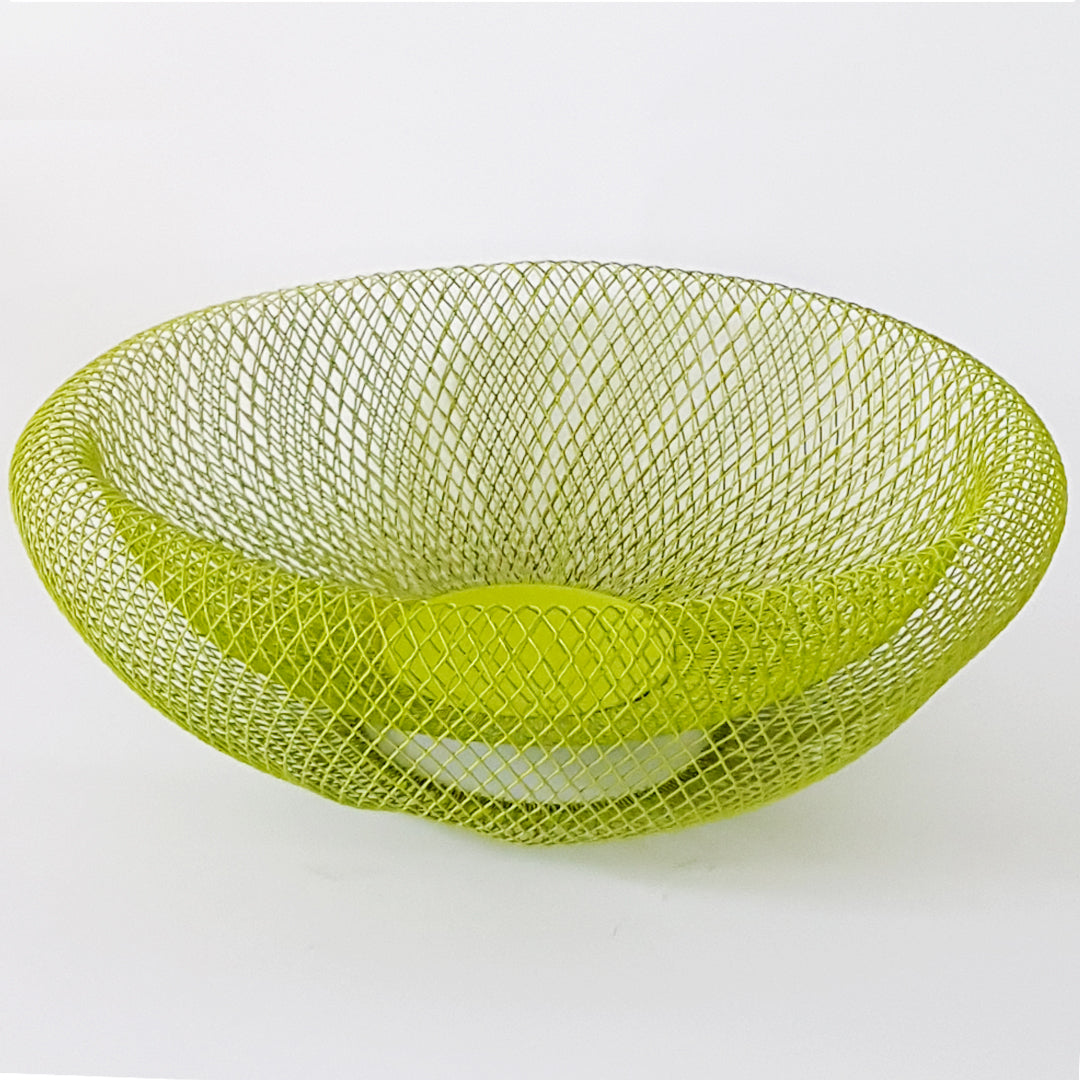 Net Decor Bowl - Green
