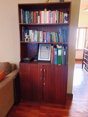 Bookshelf - Pre-Loved N 25,000 (negotiable)