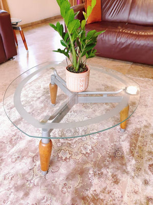 Coffee Table with 2 Side Tables- Pre-Loved N 50,000 (negotiable)