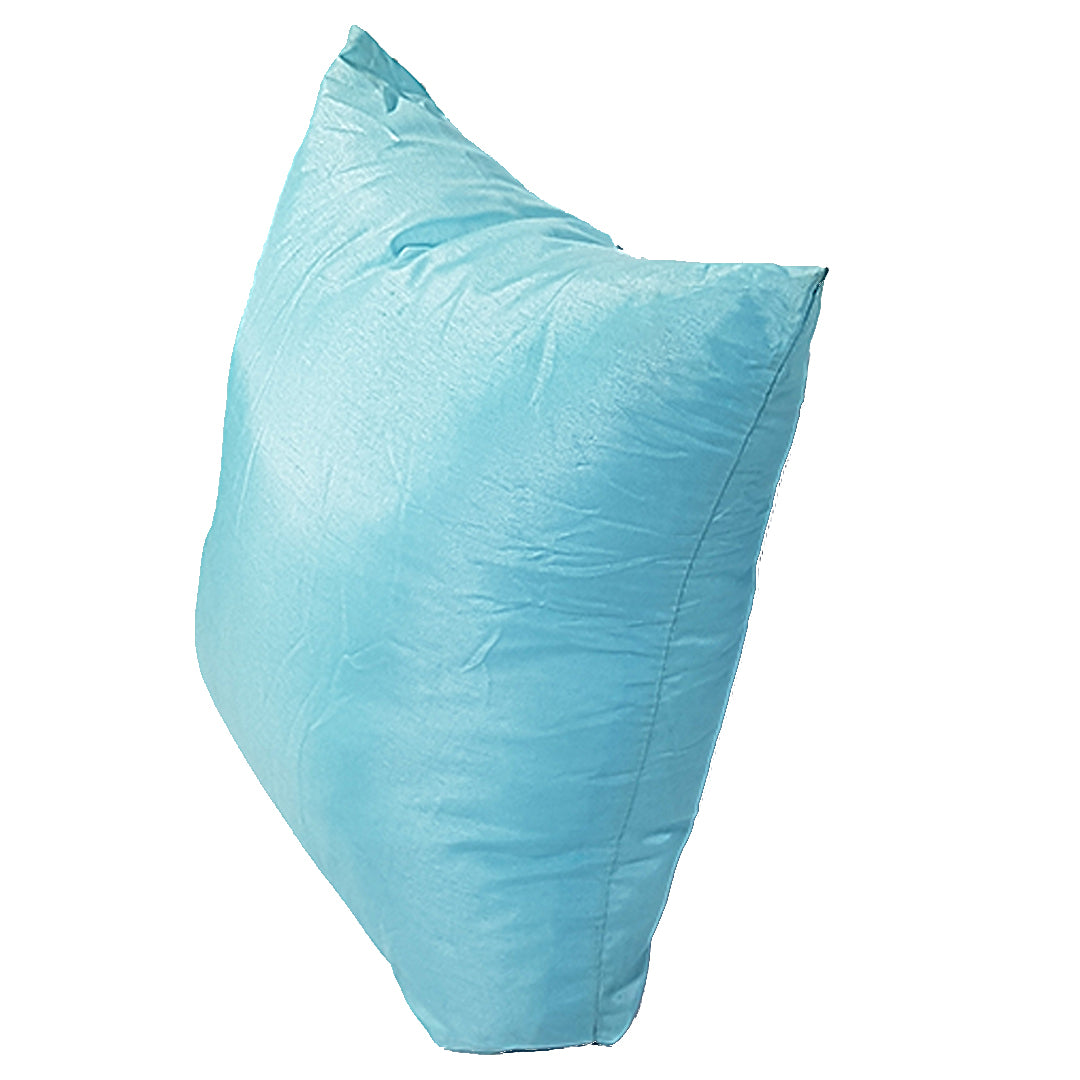 Sky Blue Throw Pillow