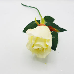 White Rose Stalk