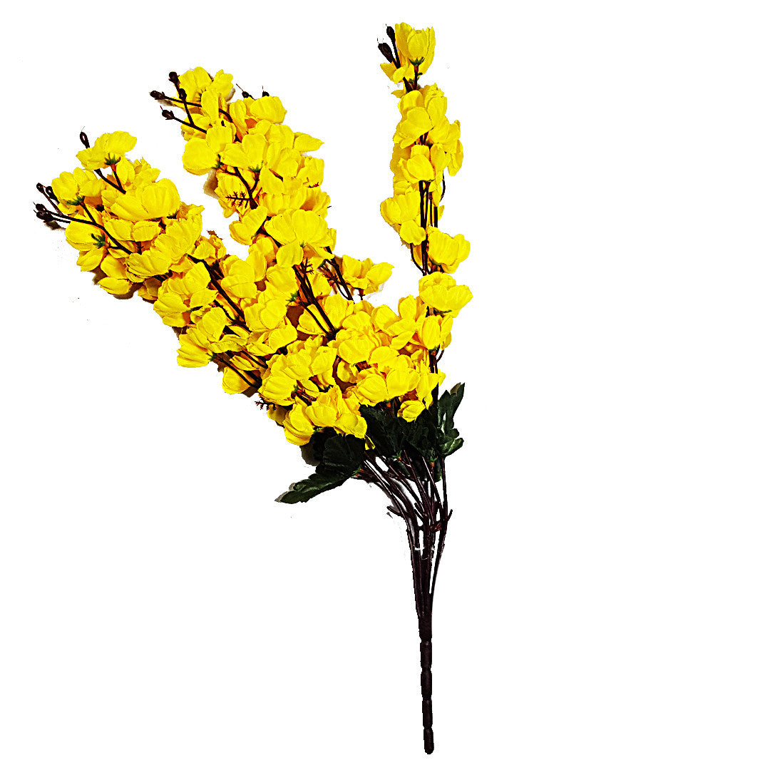 Bunch Tall Blooms - Yellow
