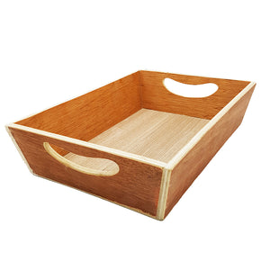 Small Wooden Decor Tray