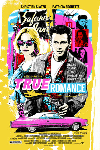 """True Romance"" by James Rheem Davis"