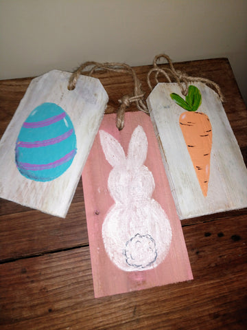 Easter Tags April 8th