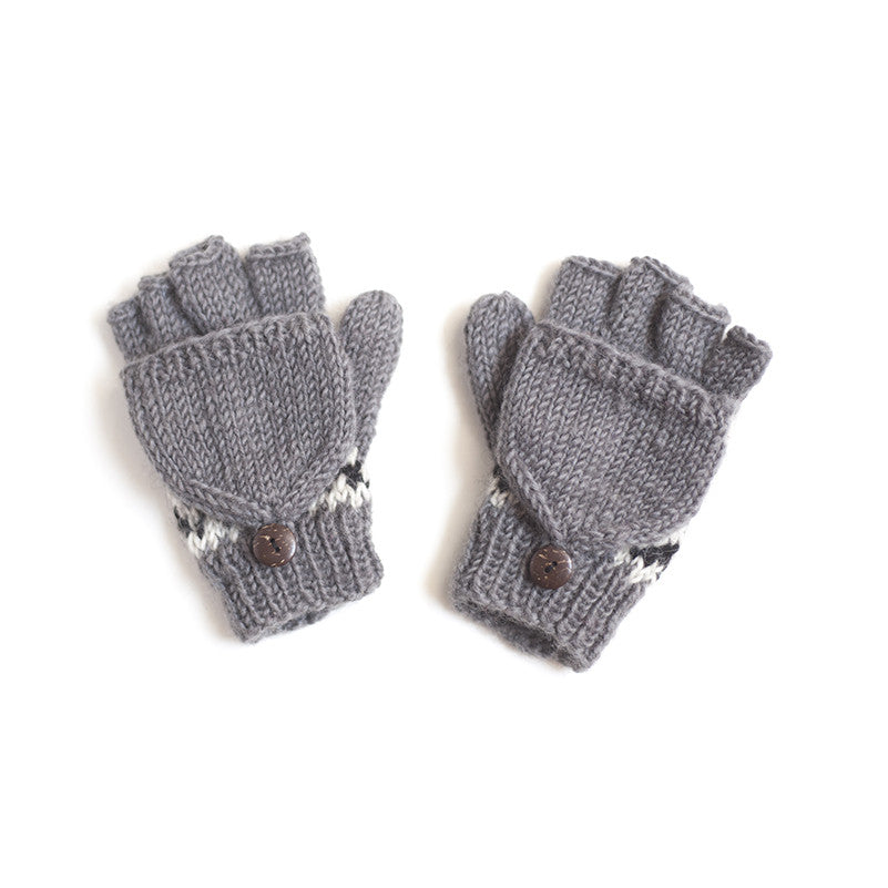 Fairisle Glitten Kids
