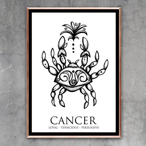 Cancer: June 21 - July 22
