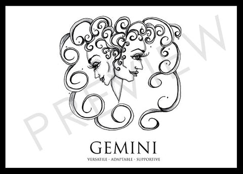 Gemini: May 21 - June 20
