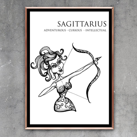 Sagittarius: November 22 - December 21