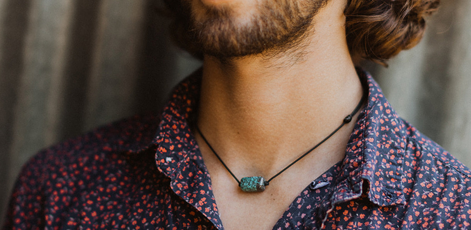 Sexy Man Beads   Necklaces for Men