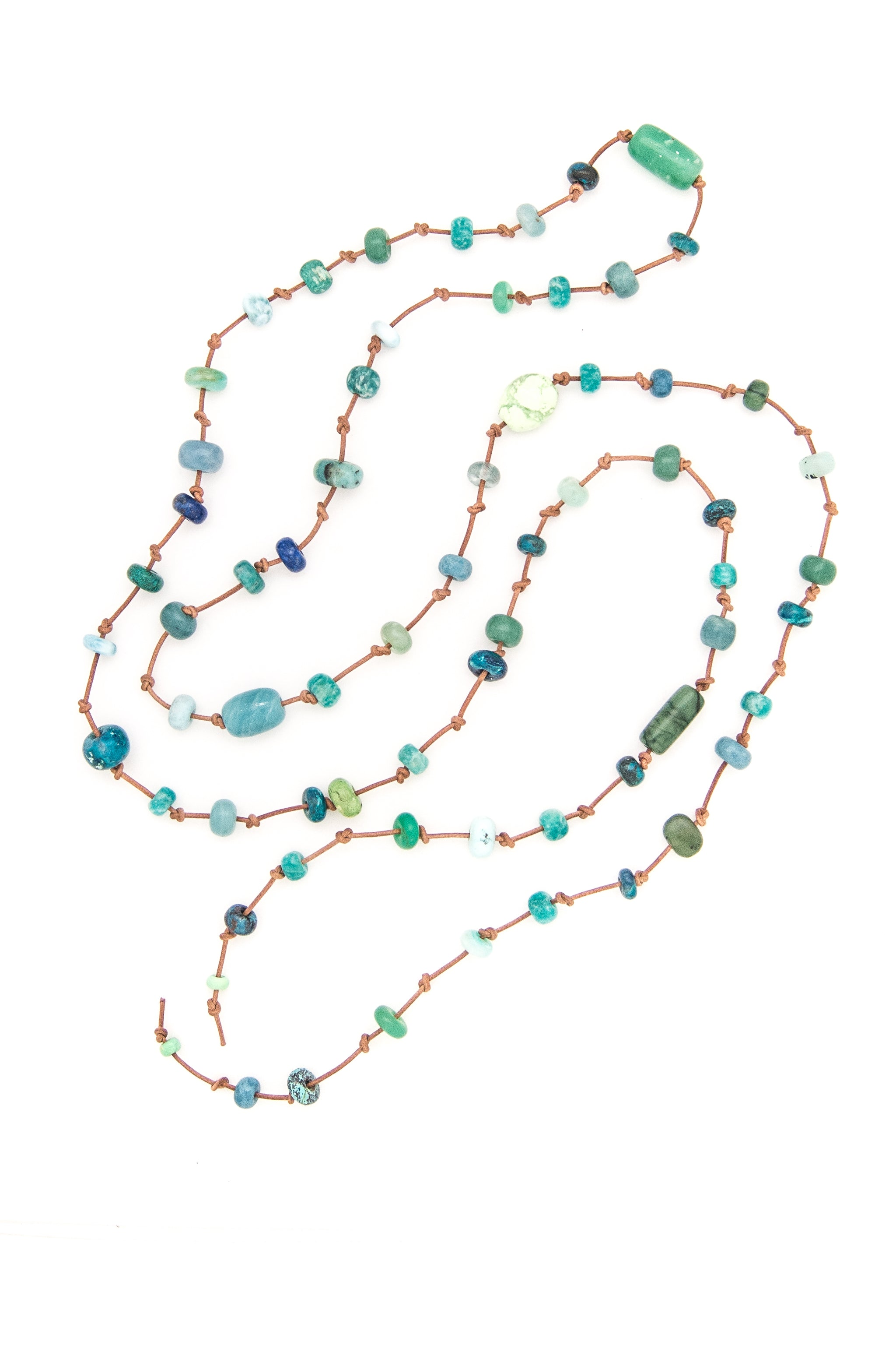"""Mermaid"" River of Life Lariat"