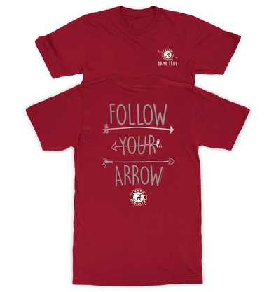 Alabama Arrow True Tee