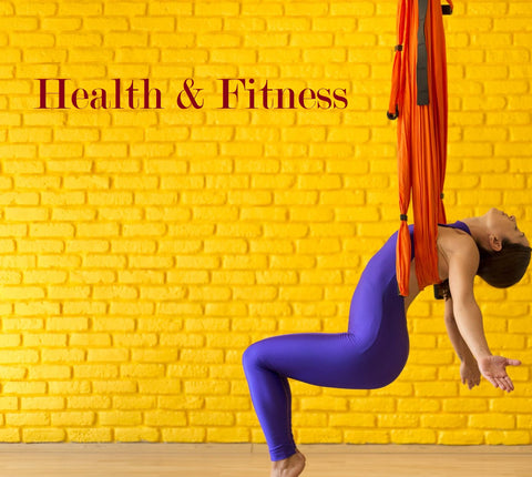 Shop health and fitness products