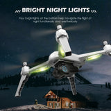 X5 RC Drone Quadcopter Brushless Motor 5G Wifi FPV 1080P HD Camera with GPS Positioning