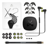 Jaybird X2 Sport Wireless Bluetooth Headphones - Midnight Black