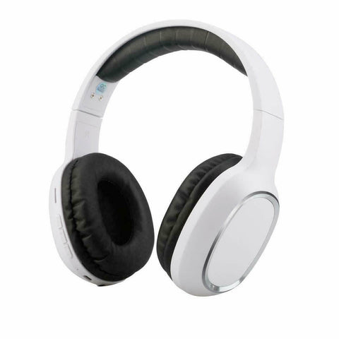 Bluetooth 5.0 Over Ear Wireless Headphones Noise Reduction Foldable Adjustable