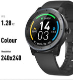 IP67 Water-Resistant Smart Watch with GPS & Heart Rate Monitor