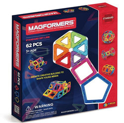 Magformers Standard Set 62 pieces