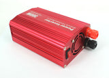 Portable 300W Dual AC Outlets 12V to 110V Car Inverter with Dual USB