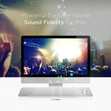 High-End Sound Bar for iMac, Desktop PC/Laptop, Smartphone & HDTV