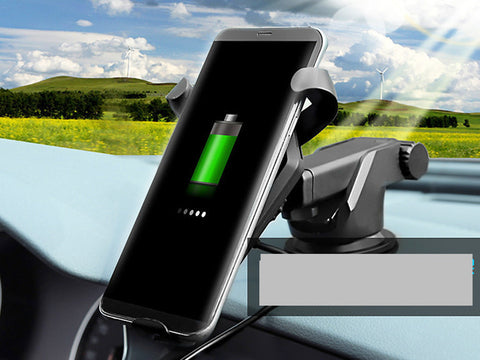 Wireless Charging Pad for Both Car & Home