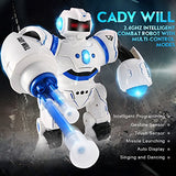 Smart Interactive Talking & Dancing Robot