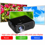Multimedia LED Home Theater Projector